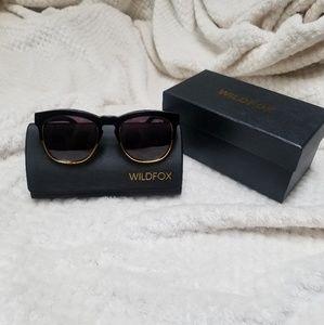 Wildfox Clubfox Sunglasses - like new! 🖤 Lmtd Ed.